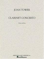 Cover of: Clarinet Concerto