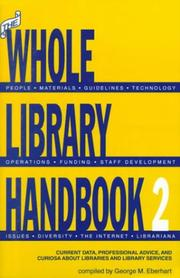 Cover of: The whole library handbook 2