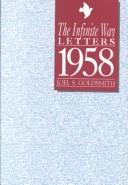 Cover of: The Infinite Way Letters 1958