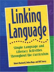 Cover of: Linking Language
