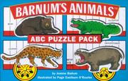 Cover of: Barnum's Animals ABC Puzzle Pack