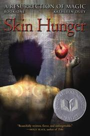 Cover of: Skin Hunger (Resurrection of Magic, a)