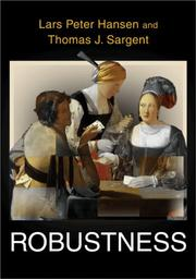 Cover of: Robustness