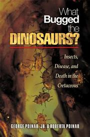 Cover of: What Bugged the Dinosaurs?