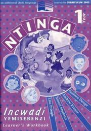 Cover of: Ntinga: Advanced Learner's Book