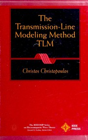 Cover of: The transmission-line modeling method