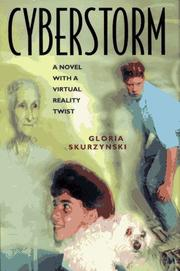 Cover of: Cyberstorm