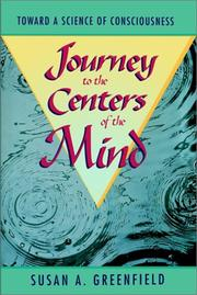 Cover of: Journey to the centers of the mind