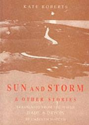 Cover of: Sun and Storm