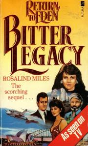Cover of: Bitter Legacy