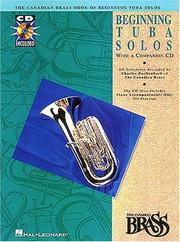 Cover of: Canadian Brass Book of Beginning Tuba Solos