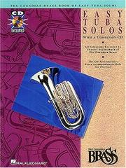 Cover of: Canadian Brass Book of Easy Tuba Solos