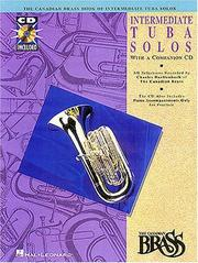 Cover of: Canadian Brass Book of Intermediate Tuba Solos