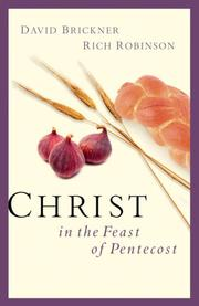 Cover of: Christ in the Feast of Pentecost