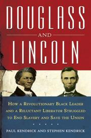 Cover of: Douglass and Lincoln