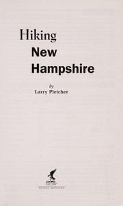 Cover of: Hiking New Hampshire