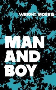Cover of: Man and Boy (Bison Book)