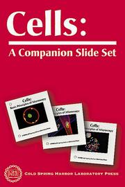 Cover of: Cells
