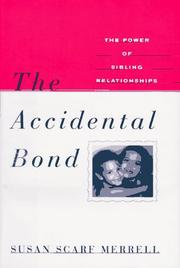 Cover of: The accidental bond
