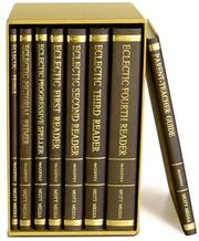 Cover of: McGuffey Series (McGuffeys Eclectic Readers Series) (Boxed teachers ed) 8 vols