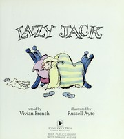 Cover of: Lazy Jack