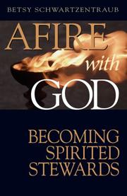 Cover of: Afire With God