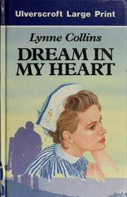 Cover of: Dream in My Heart (Ulverscroft Large Print Series)