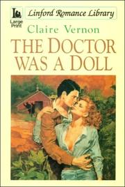 Cover of: The Doctor Was a Doll (Linford Romance Library)