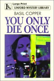 Cover of: You Only Die Once: .38 Special