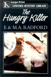 Cover of: The Hungry Killer (Linford Mystery)