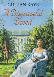 Cover of: Disgraceful Deceit