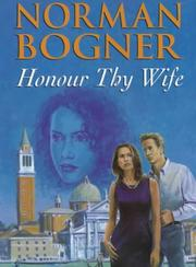 Cover of: Honour Thy Wife