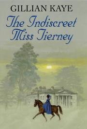 Cover of: The Indiscreet Miss Tierney