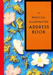 Cover of: Medieval Illuminated Address