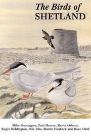 Cover of: The Birds of Shetland (Country Avifaunas)