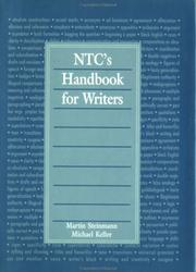 Cover of: NTC's handbook for writers