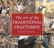 Cover of: The Art of the Traditional Craftsmen