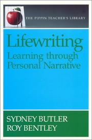 Cover of: Lifewriting