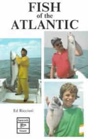 Cover of: Fish of the Atlantic