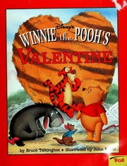 Cover of: Disney's Winnie the Pooh's Valentine