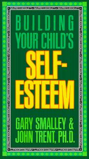 Cover of: Building Your Childs Self-Esteem
