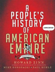Cover of: A People's History of American Empire: a graphic adaptation