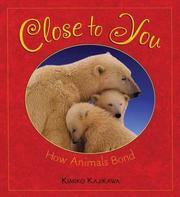 Cover of: Close to you
