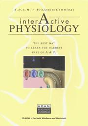 Cover of: A.D.A.M.(R) Interactive Physiology CD