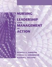 Cover of: Nursing Leadership and Management in Action
