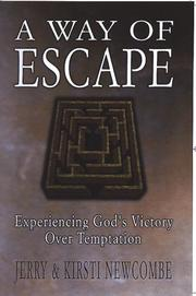 Cover of: A Way of Escape
