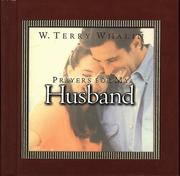 Cover of: Prayers for My Husband (Whalin, Terry. Pocket Prayer Companion Series, #3.)
