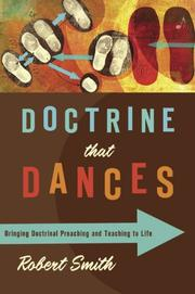 Cover of: Doctrine That Dances
