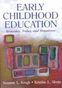 Cover of: Early Childhood Education
