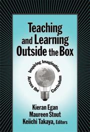 Cover of: Teaching and Learning Outside the Box